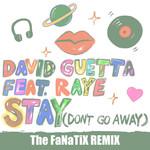 Stay (Don't Go Away) (Featuring Raye) (The Fanatix Remix) (Cd Single) David Guetta