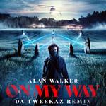On My Way (Featuring Sabrina Carpenter & Farruko) (Da Tweekaz Remix) (Cd Single) Alan Walker
