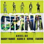 China (Featuring Daddy Yankee, Karol G, Ozuna & J Balvin) (Cd Single) Anuel Aa