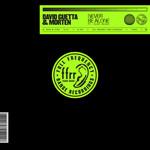 Never Be Alone (Featuring Morten & Aloe Blacc) (Cd Single) David Guetta