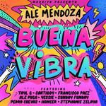 Buena Vibra (Cd Single) Ale Mendoza