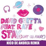 Stay (Don't Go Away) (Featuring Raye) (Nico De Andrea Remix) (Cd Single) David Guetta