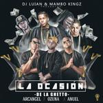La Ocasion (Ft. Ozuna, Anuel Aa, Daddy Yankee, Nicky Jam, Farruko, J Balvin & Zion) (Cd Single) Dj Luian & Mambo Kingz