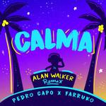 Calma (Featuring Farruko) (Alan Walker Remix) (Cd Single) Pedro Capo