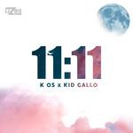 11:11 (Featuring Kid Gallo) (Cd Single) Kenia Os