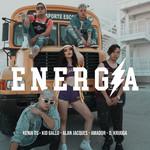 Energia (Featuring Kid Gallo, Alan Jacques, Amador & D. Krugga) (Cd Single) Kenia Os