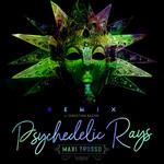 Psychedelic Rays (Sebastian Bazan Remix) (Cd Single) Maxi Trusso