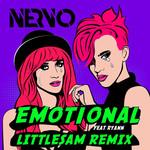 Emotional (Featuring Ryann) (Littlesam Remix) (Cd Single) Nervo
