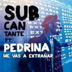 Me Vas A Extrañar (Featuring Pedrina) (Cd Single) Subcantante