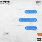 Reply (Featuring Lil Uzi Vert) (Cd Single) A Boogie Wit Da Hoodie