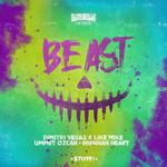Beast (All As One) (Featuring Ummet Ozcan & Brennan Heart) (Cd Single) Dimitri Vegas & Like Mike