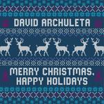 Merry Christmas, Happy Holidays (Cd Single) David Archuleta