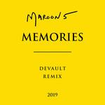 Memories (Devault Remix) (Cd Single) Maroon 5
