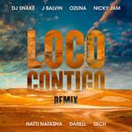 Loco Contigo (Feat. J Balvin, Ozuna, Nicky Jam, Natti Natasha, Darell & Sech) (Remix) (Cd Single) Dj Snake