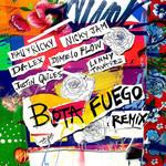 Bota Fuego (Feat. Nicky Jam, Dalex, Dimelo Flow, Justin Quiles & Lenny Tavarez) (Remix) (Cd Single) Mau & Ricky (Mr)