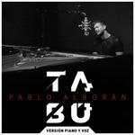 Tabu (Version Piano Y Voz) (Cd Single) Pablo Alboran