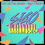 Sigo Buscandote (Featuring Mau & Ricky) (Cd Single) Ovy On The Drums