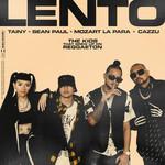 Lento (Featuring Sean Paul, Mozart La Para & Cazzu) (Cd Single) Tainy