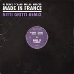 Made In France (Featuring Tchami, Malaa & Mercer) (Nitti Gritti Remix) (Cd Single) Dj Snake