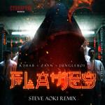 Flames (Featuring Zayn & Jungleboi) (Steve Aoki Remix) (Cd Single) R3hab