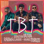Tbt (Featuring Rauw Alejandro & Manuel Turizo) (Cd Single) Sebastian Yatra