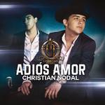 Adios Amor (Cd Single) Christian Nodal