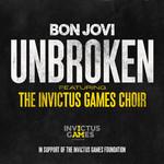 Unbroken (Featuring The Invictus Games Choir) (Cd Single) Bon Jovi