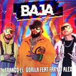 Baja (Featuring Fary & Alex) (Cd Single) Franco El Gorila