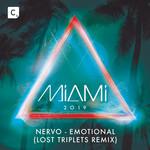 Emotional (Featuring Ryann) (Lost Triplets Remix) (Cd Single) Nervo