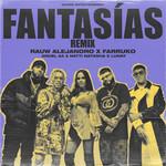 Fantasias (Featuring Farruko, Anuel Aa, Natti Natasha & Lunay) (Remix) (Cd Single) Rauw Alejandro