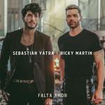 Falta Amor (Featuring Ricky Martin) (Cd Single) Sebastian Yatra
