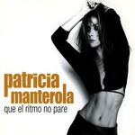 Que El Ritmo No Pare (Cd Single) Patricia Manterola