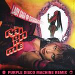 Rain On Me (Featuring Ariana Grande) (Purple Disco Machine Remix) (Cd Single) Lady Gaga