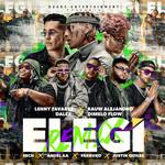 Elegi (Ft. Lenny Tavarez, Dalex, Sech, Anuel Aa, Farruko, Justin Quiles) (Remix) (Cd Single) Rauw Alejandro