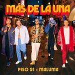 Mas De La Una (Featuring Maluma) (Cd Single) Piso 21