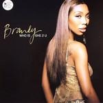 Who Is She 2 U (Cd Single) Brandy