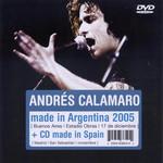 Made In Argentina Andres Calamaro