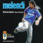 Volveremos (Real Oviedo) (Cd Single) Melendi