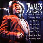 On Stage At Studio 54 James Brown