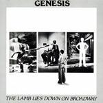 The Lamb Lies Down On Broadway Genesis