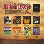 25 Aniversario Las Aventuras Del Baron Baron Rojo