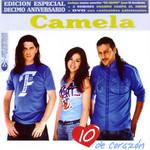 10 De Corazon (Edicion Especial Decimo Aniversario) Camela