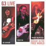 Rockin' In The Free World G3: Satriani / Vai / Malmsteen
