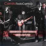 Todo Cambio (Edicion Especial) Camila