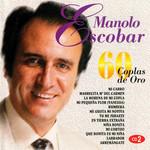 60 Coplas De Oro Volumen 2 Manolo Escobar