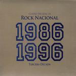 Cuatro Decadas De Rock Nacional 1986-1996 Tercera Decada