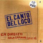 En Directo Sala Caracol El Canto Del Loco