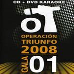 Operacion Triunfo 2008 Gala 01