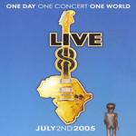 Live 8 (Dvd)