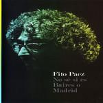No Se Si Es Baires O Madrid (Dvd) Fito Paez